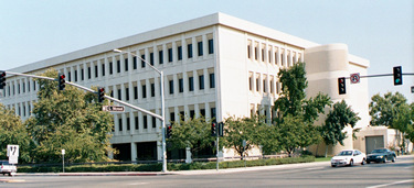 Kern County Superior Court-Bakersfield-Justice Building